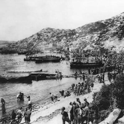 The Battle of Gallipoli timeline