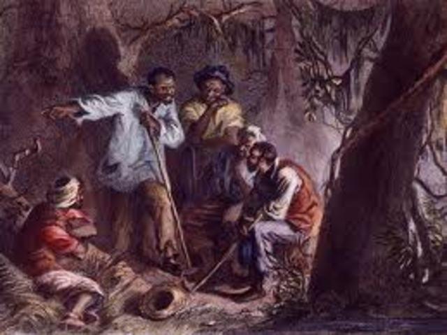 Nat Turner Rebels