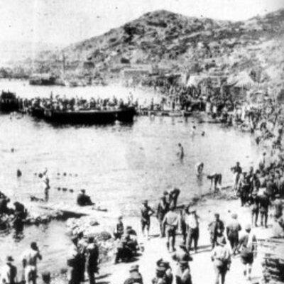 Gallipoli Campaign  timeline