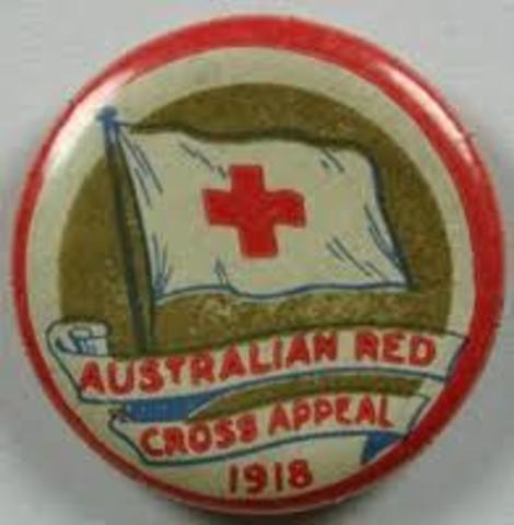 The Red Cross Is established.