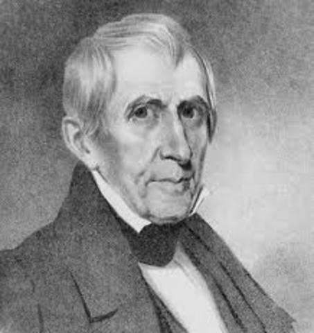 The One-Month Term in Office: William Henry Harrison