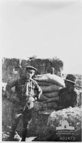 Australia takes Turkish trench