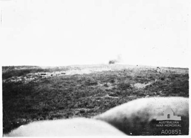 Attack at Lone Pine