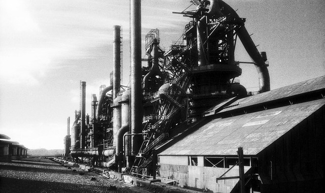 The invention of Mass Steel Production