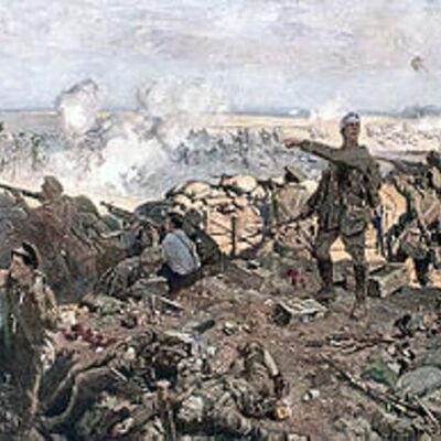 The Battle of Ypres timeline