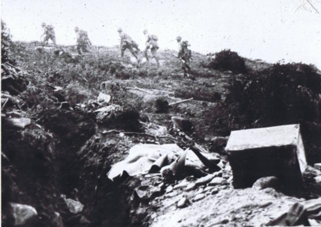 Capturing Chunuk Bair