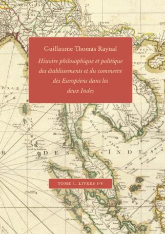 Parution de la troisième édition de l'Histoire des deux Indes