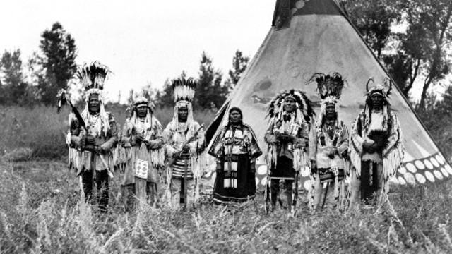 Blackfeet Encounter
