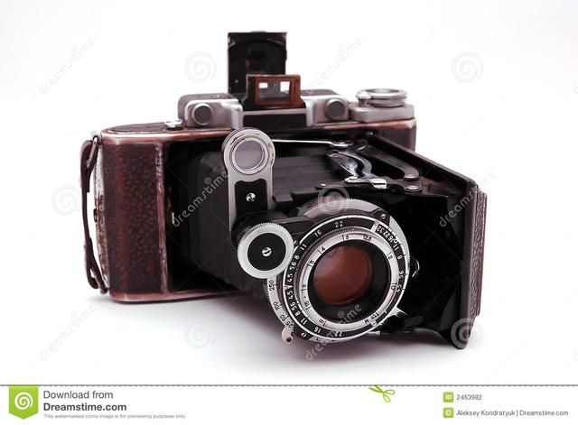 Kodak Roll Film Cameras