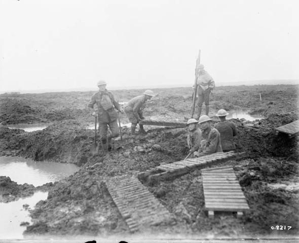 Second Battle of Passchendaele