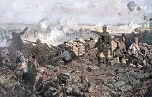 Second Battle of Ypres (April 22 – May 15, 1915)