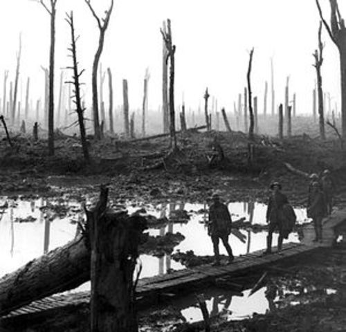 Battle of Passchendaele.