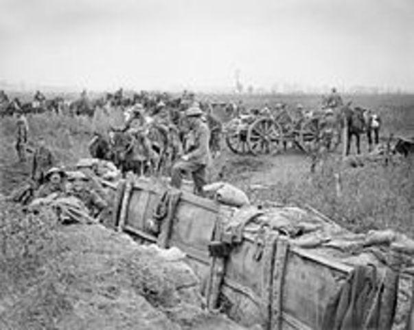 Battle of Passchendaele ends.