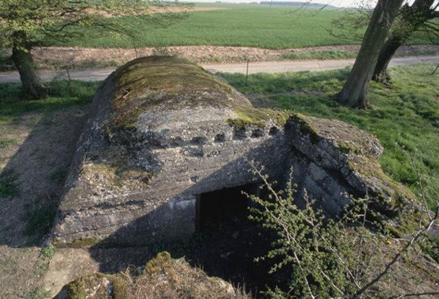 German Command Bunker Battle Of Somme