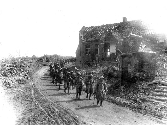 Ending Of Battle of The Somme