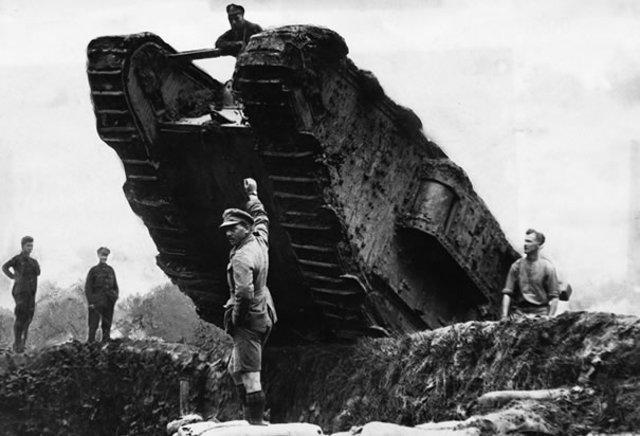 Cambrai Tank Sucsess