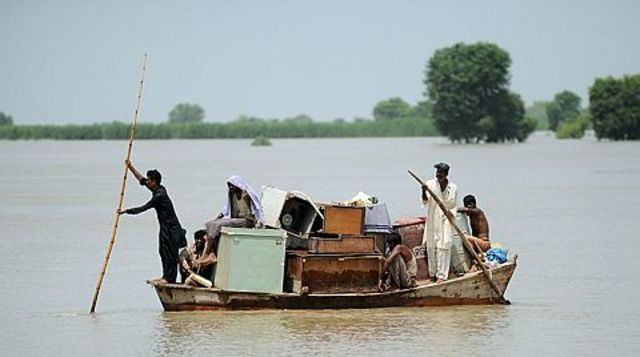 Worst floods in Pakistan killing more than 1,750 people.