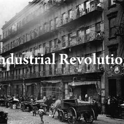 industrial revolution timeline