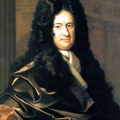 Gottfried W. Leibniz timeline