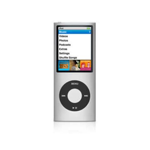 iPod Nano Fourth Generation