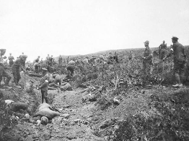 6:00 Large ANZAC advancement