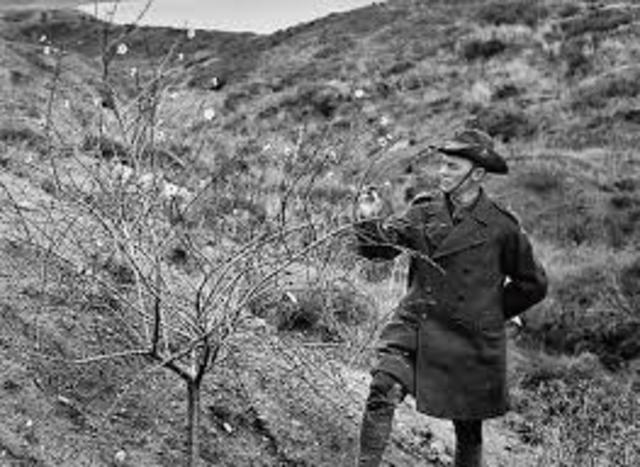 8:30 ANZAC scouts repulsed at Kaba Tepe