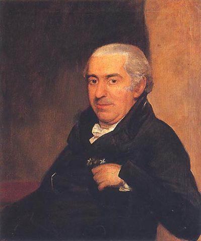 Raynal patronne comme membre de l'Académie de Lyon, l'abbé Corréa de la Serra, fondateur de l'Académie Royale des Sciences de Lisbonne.