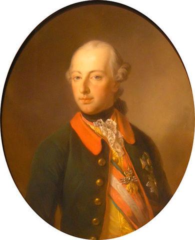 Raynal contraint à l'exil, rencontre avec l'Empereur Joseph II