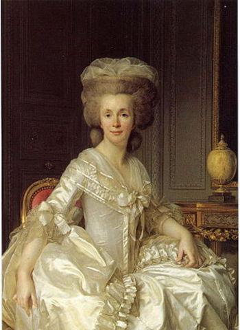 Participe avec Marmontel, à la création du Salon de Mme Necker