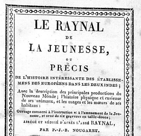 Le Raynal de la jeunesse