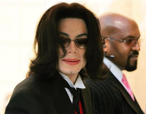 Michael Jackson accused of child molestation