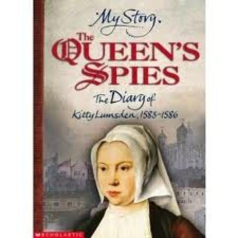My Story: The Queen's Spies (1)