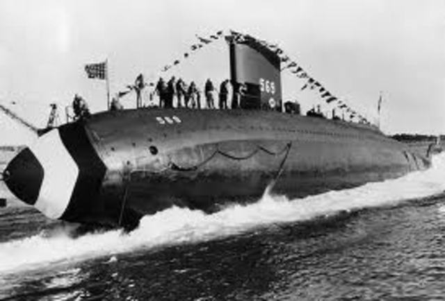 Germany's unrestricted Submarine Warfare