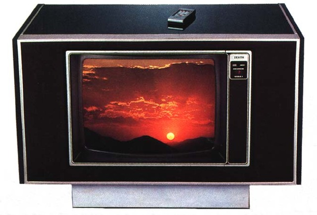 1979 Zenith Model SL2561X