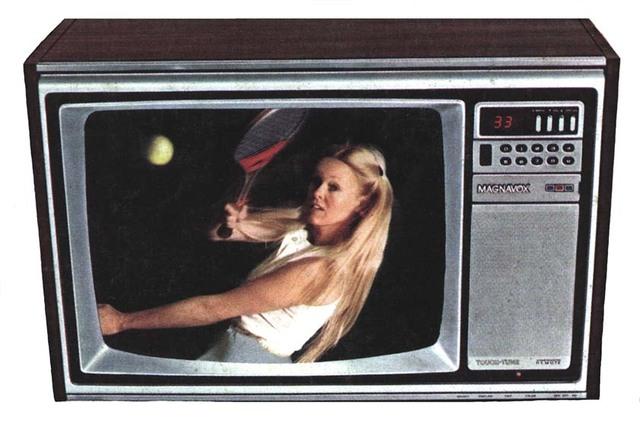 1980 Magnavox Tabletop