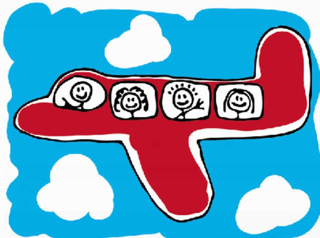First Non-stop flight around the world