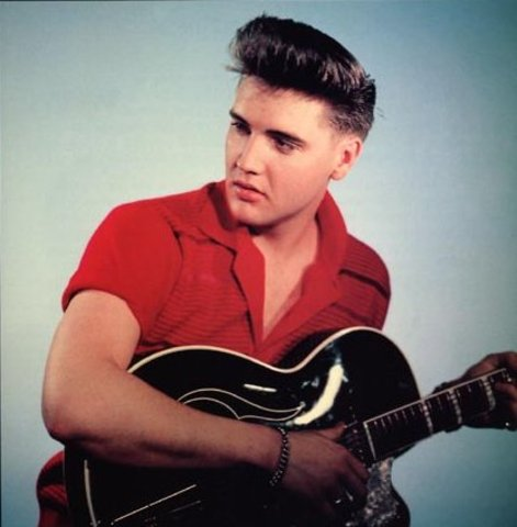 Elvis Appears on the Ed Sullivan Show