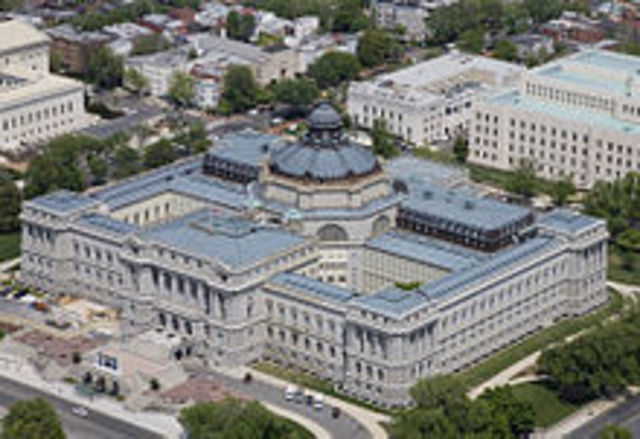 Library of Congress Opens