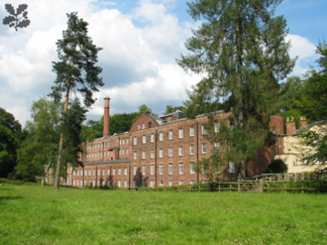 The Quarry Bank Mill