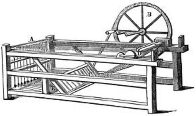 Spinning Jenny (1764)