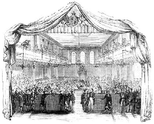 First Great Reform Bill