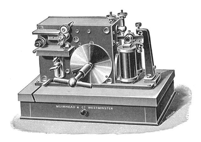 wireless telegraph