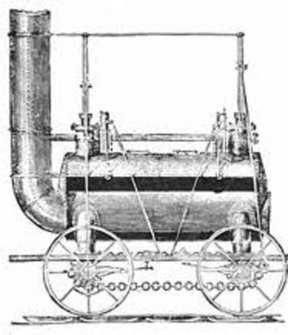 The First Succesful Locomotive