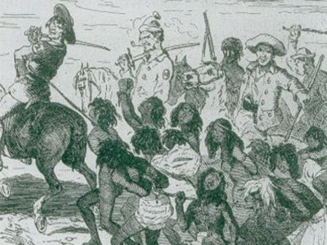 The Myall Creek Massacre