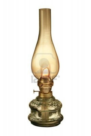 Invention of gas lighting
