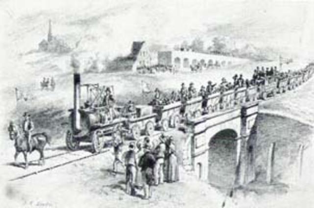 First Passenger Railway