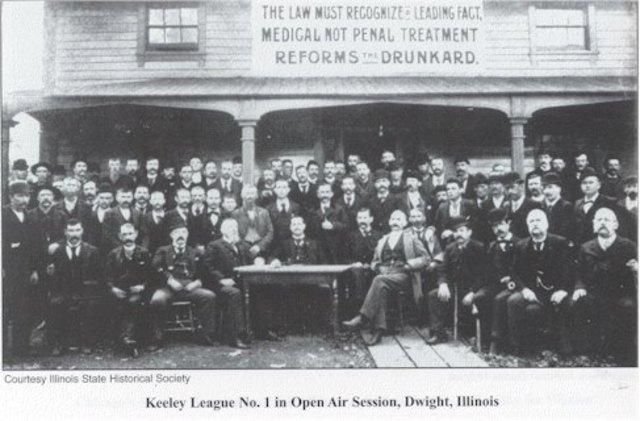 Keeley Institute Founded