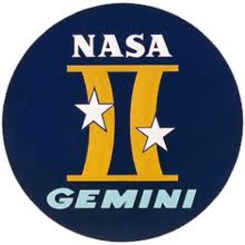 Gemini Space Program Begins