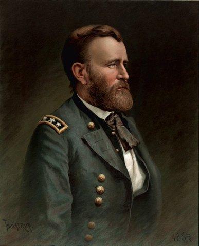 Gen.Grant In Command