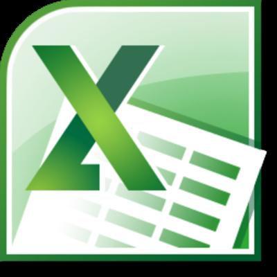 Excel 2010 timeline